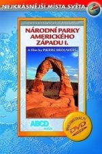 Národní parky Amerického Západu I. DVD - Nejkrásnější místa světa