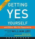 Getting to Yes with Yourself, Audio-CD
