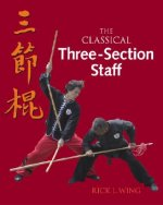 Classical Three-section Staff