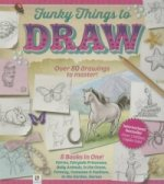 Funky Things to Draw (binder relaunch)