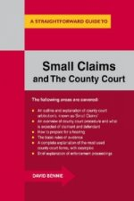 Straightforward Guide to Small Claims and the County Court