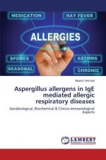Aspergillus allergens in IgE mediated allergic respiratory diseases
