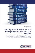 Faculty and Administrators Perceptions of the ACCJC's Rubrics