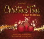 Christmas Time - Time to Relax, Audio-CD
