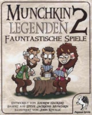 Munchkin Legenden 2, Fauntastische Spiele