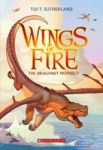 Dragonet Prophecy (Wings of Fire #1)