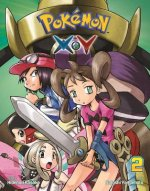 Pokemon X*Y, Vol. 2