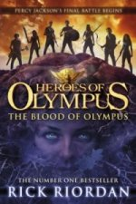 Blood of Olympus (Heroes of Olympus Book 5)
