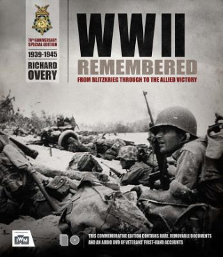 Second World War Remembered 1939-1945
