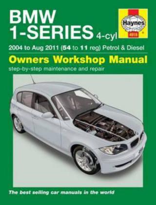 BMW 1-Series 4-Cyl Petrol & Diesel 04-11