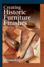 Creating Historic Furniture Finishes