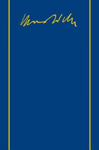 Verstehende Soziologie und Werturteilsfreiheit. Schriften und Reden 1908-1917