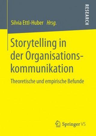 Storytelling in Der Organisationskommunikation