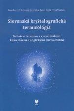 Slovenská kryštalografická terminológia