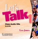 Let's Talk 1 Class Audio CDs