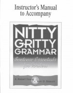 Nitty Gritty Grammar Instructor's Manual
