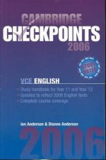 Cambridge Checkpoints VCE English 2006