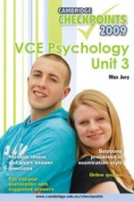 Cambridge Checkpoints VCE Psychology Unit 3 2009