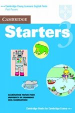 Cambridge Starters 3 Student's Book