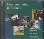 Communicating in Business: American English Edition Audio CD Set (2 CDs)
