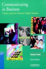 Communicating in Business: American English Edition Student's book