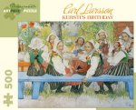 CARL LARRSON KERSTIS BIRTHDAY 500 PIECE