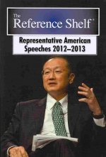 Representative American Speeches, 2012 2013