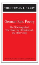 German Epic Poetry