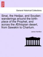 Sinai, the Hedjaz, and Soudan