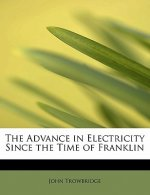 Advance in Electricity Since the Time of Franklin