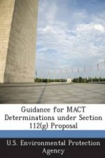 Guidance for Mact Determinations Under Section 112(g) Proposal
