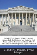 Ground-Water Quality Beneath Irrigated Cropland of the Northern and Southern High Plains Aquifer, Nebraska and Texas, 2003-04