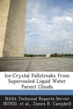 Ice-Crystal Fallstreaks from Supercooled Liquid Water Parent Clouds