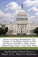Review of Foreign Developments