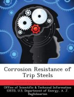 Corrosion Resistance of Trip Steels