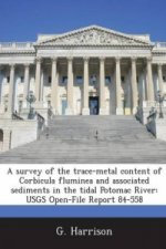 Survey of the Trace-Metal Content of Corbicula Fluminea and Associated Sediments in the Tidal Potomac River