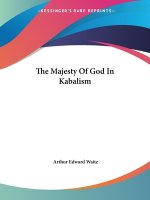 The Majesty Of God In Kabalism