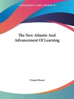 New Atlantis And Advancement Of Learning