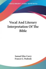 VOCAL AND LITERARY INTERPRETATION OF THE