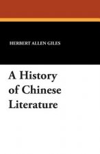 History of Chinese Literature