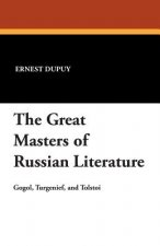Great Masters of Russian Literature