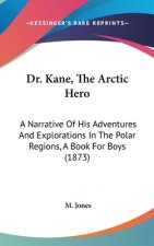 Dr. Kane, The Arctic Hero: A Narrative Of His Adventures And Explorations In The Polar Regions, A Book For Boys (1873)