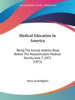 Medical Education In America