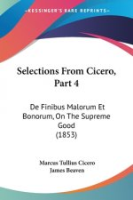 Selections From Cicero, Part 4
