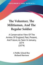 The Volunteer, The Militiaman, And The Regular Soldier: A Conservative View Of The Armies Of England, Past, Present, And Future, As Seen In January, 1