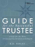 Guide for the Successful Trustee