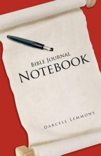 Bible Journal Notebook