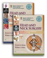 Master Techniques in Otolaryngology-Head and Neck Surgery Volumes 1 & 2 Package