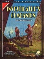 1920s Investigator Companion