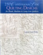 250 Continuous-line Quilting Designs for Hand, Machine and Long-arm Quilters